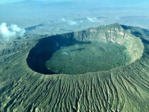 Rift Valley Mount Longonot